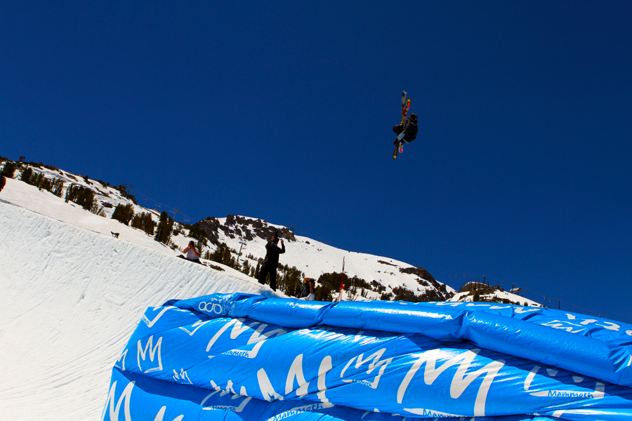 Airbag Winter X games