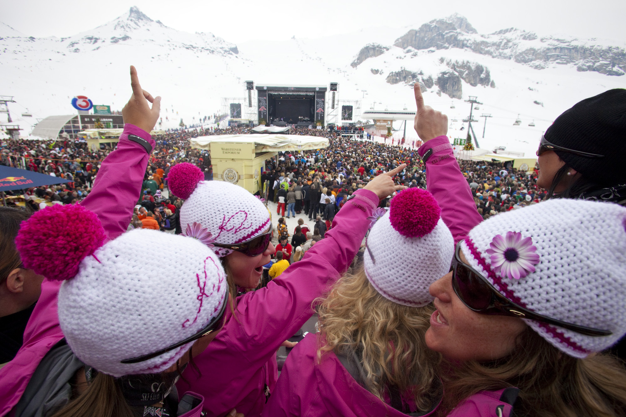 Ischgl Closing Party 2014