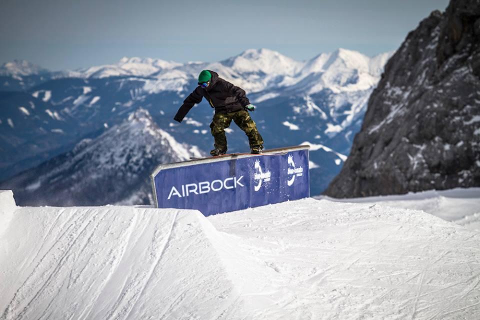 Martin Dehanseman AirBock Les Quatre Vallees