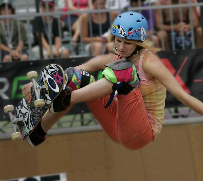 Airbock X-days skate