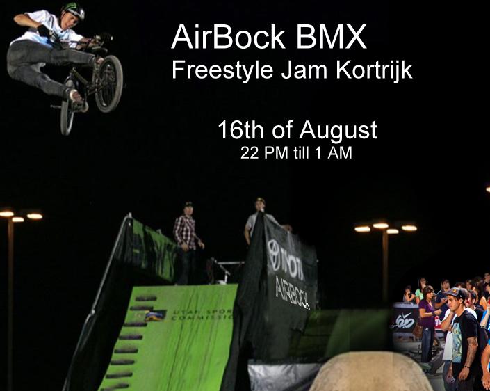 BMX jam AirBock