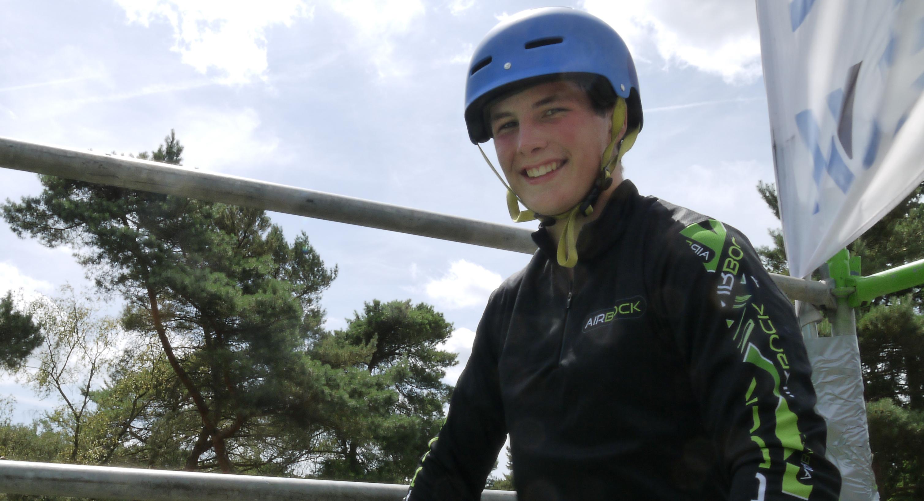 Jasson AirBock Rider